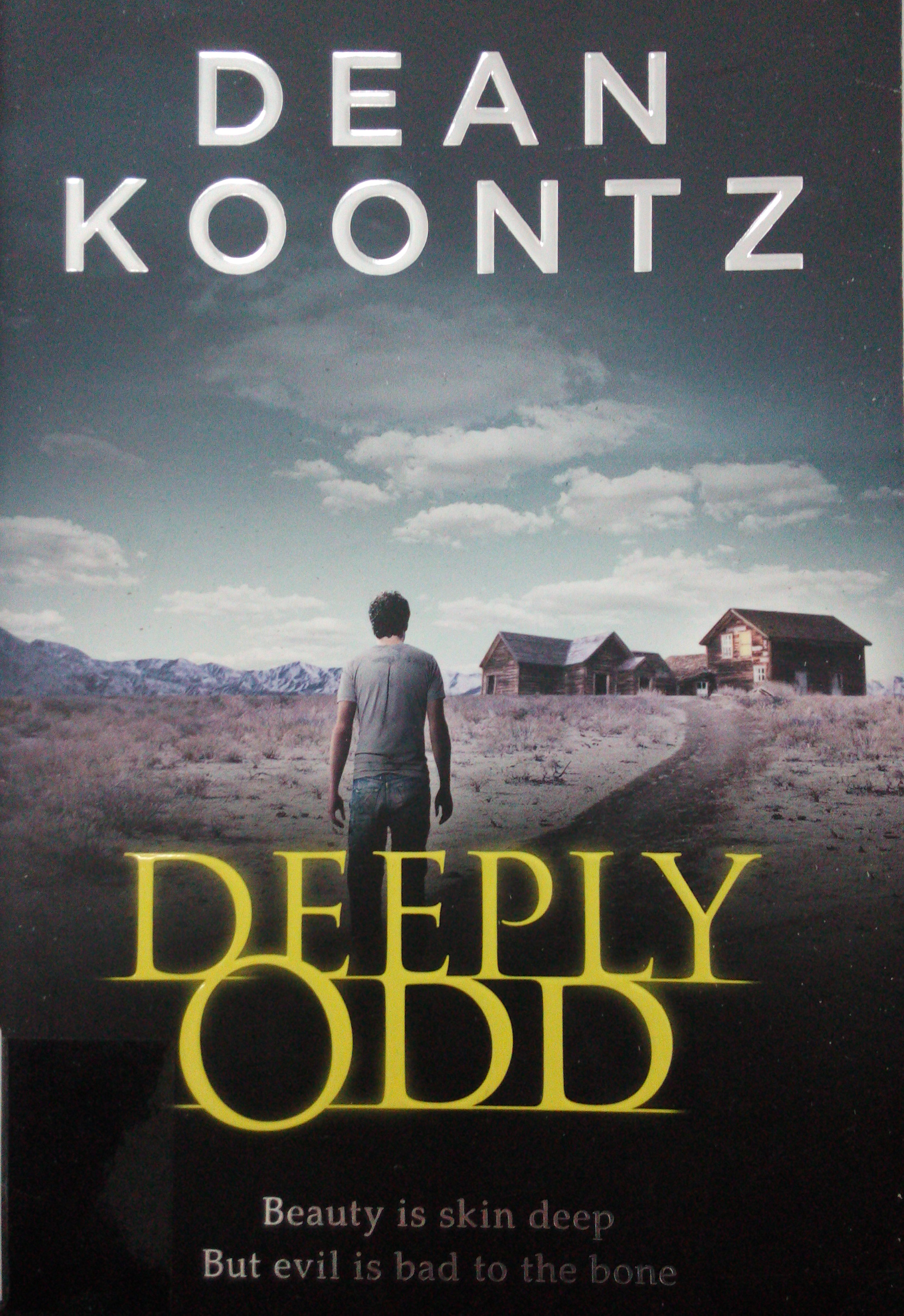 Cover of Deeply Odd